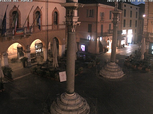 Live WebCam Ravenna