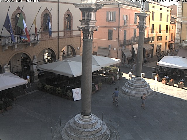 Веб камера Рим Италия