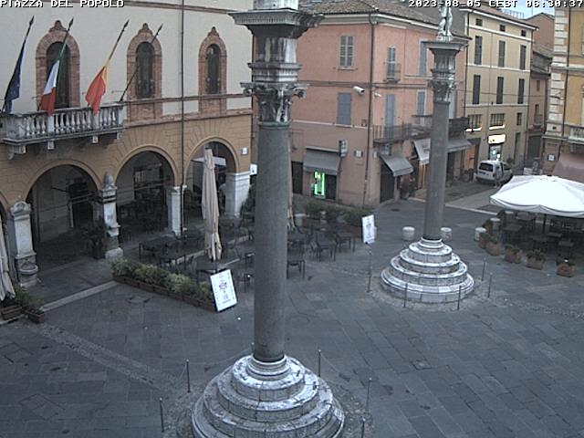 Webkamera - Ravenna